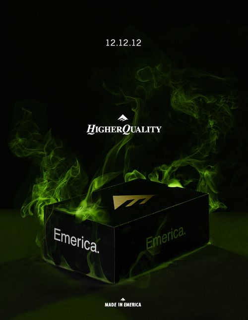 EMERICA HIGHER QUALITY