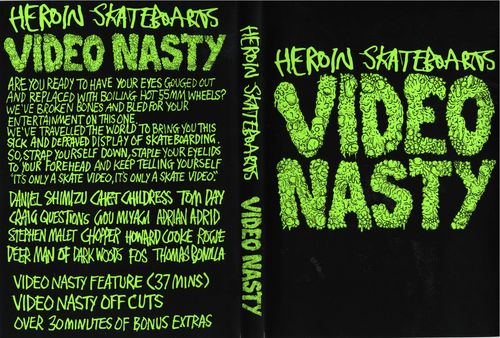 Video nasty package