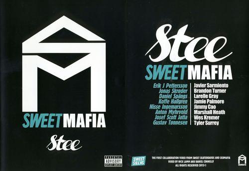 Stee cover sk8mafia