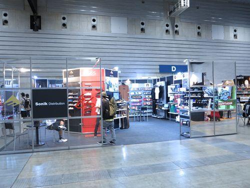 Sonik entrance